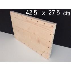 XenModul étagère bois massif 42.5 cm x 27.5 cm