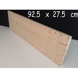 XenModul étagère bois massif 92.5 cm x 27.5 cm