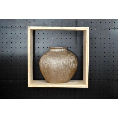 XenInos GO/ meuble bois massif / déco / naturel / étagère /bibliothèque, meuble à monter soi-même