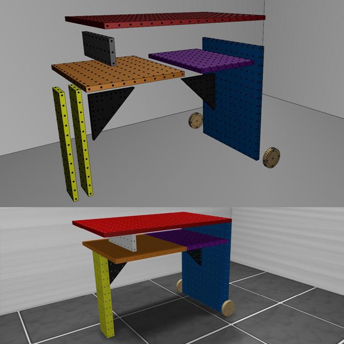 Montage meuble en kit meilleur de montage de meuble - Montage meuble en kit ...